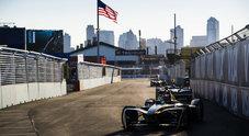 FE, nel weekend a New York gli ultimi due ePrix di stagione. Audi e Bird tentano l'assalto finale
