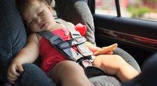 Caldo: 17 bimbi morti in auto bollenti in Usa nel 2019