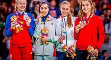 Napoli a cinque cerchi con il bronzo di Assunta Cennamo a Buenos Aires