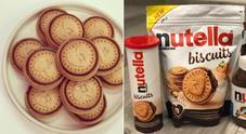 Nutella, ecco i biscotti farciti (ma non in Italia): in Francia già vanno a ruba