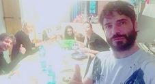 Marco Bocci dimesso dall'ospedale, ecco la foto per rassicurare i fan