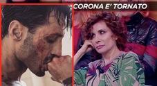 Alda D'Eusanio a Corona: «Mi fa schifo, ecco cosa faceva a casa di Lele Mora»
