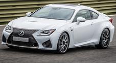 """Emozioni giapponesi griffate """"F"""", le alte prestazioni secondo Lexus"""