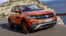 T-Cross: piccolo Suv, grandi ambizioni. Alla guida dello sport utility compatto di Volkswagen