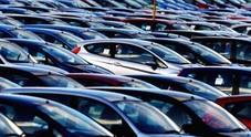 Mercato auto, in Europa a marzo vendite in calo del 3,6%. Nei primi tre mesi flessione è del 3,2%