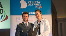 """Consegnati a Roma gli Oscar della Vela Italiana. Ucina ai velisti: """"Vi aspettiamo al Salone di Genova"""""""