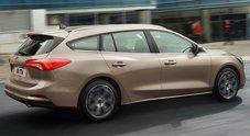 Focus, l'estate delle emozioni. Ford lancia la 4^ generazione: scocca più rigida, peso ridotto, tanta sicurezza