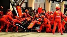 """Ferrari nel pallone: il taglio di potenza del motore ha mandato in tilt """"carico"""", assetti e gestione gomme"""