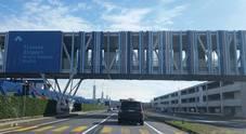 Nuovo Ronchi, lo scalo intermodale  La stazione ferroviaria in aeroporto