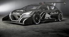 Assalto all'America: Peugeot, una 208 più potente di una F1