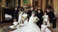Royal wedding, le foto ufficiali delle nozze