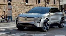 Ecco Morphoz, concept di Renault a zero emissioni che si allunga e si accorcia in base alle esigenze
