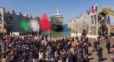 Varato il Benetti FB275, terzo giga yacht del cantiere. 108 metri, 5 ponti, cinema, 2 tender di 14 metri. E tanto altro…