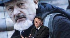 Renzi: «Travaglio condannato a risarcire mio padre. Su di lui solo fango»