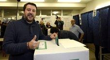 Salvini: «Il dopo Silvio sono io». E rivendica l'operazione Sud