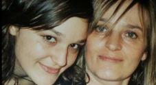 Jessica Tellatin con la mamma