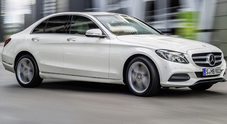 Classe C la più Mercedes delle Mercedes: come un'ammiraglia la nuova generazione