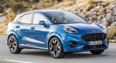Ford Puma campione d'incassi. È l'auto con tecnologia ibrida più venduta in Italia nei primi due mesi 2020