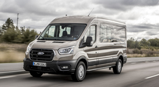 Ford Transit sempre più ecologico, arriva l'ibrido a 48V