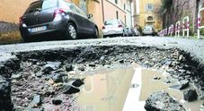Buche stradali, P.A. responsabile per danni connessi alla mancata manutenzione