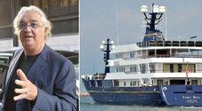 Briatore indagato. «Tangenti ai funzionari del Fisco per riavere il suo yacht»