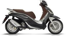 Piaggio Beverly si rinnova con motori Euro 4, Abs di serie e nuova gamma colori