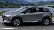 Hyundai Nexo, l'idrogeno si prende la scena. Il modello a celle a combustibile è molto efficiente