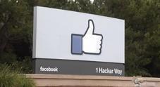 Scandalo Facebook, titolo crolla in borsa