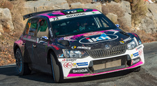 Rovanpera, l'astro nascente del rally in gara con Skoda già a Monte Carlo
