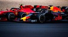 Red Bull e Honda, binomio perfetto. Già meglio della Ferrari ha messo nel mirino le Frecce d'Argento