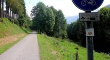 Punti ristoro e assistenza, e anche un museo: ecco la nuova ciclabile Cortina-Dobbiacco