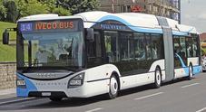 Iveco consegnerà 141 autobus ibridi all'azienda intermunicipale di Bruxelles