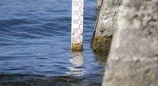 Fiumi e laghi sotto la soglia: allarme siccità in provincia