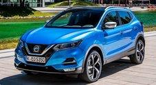Nissan Qashqai con guida autonoma ProPilot arriva in Italia. Sistema gestisce code sostituendo guidatore
