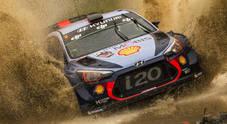 WRC, in Australia vince Neuville (Hyundai) e chiude da vice campione. Tanak (Ford) è 2° (terzo nel mondiale)