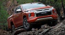 Mitsubishi svela in Thailandia il nuovo Triton/L200. Pick up globale commercializzazione in 150 Paesi