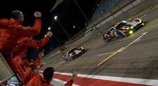 WEC, a Sakhir doppietta Ferrari: Pier Guidi e Calado campioni del mondo GTE con la 488