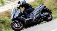 Nuovo Suzuki Burgman 400, comfort al top. La città è il suo regno