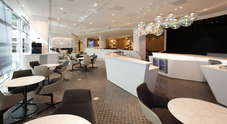 """Lexus, la """"luxury experience"""" del brand nella lounge all'aeroporto di Bruxelles"""