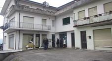 il condominio di Cesiomaggiore dove abita la famiglia Aquini