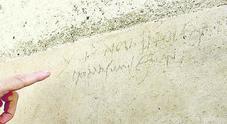Pompei, indagine sulla scritta: «La data dell'eruzione resta dubbia»