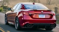 Alfa Romeo, vendite al top per il Biscione in Usa: +173% in aprile