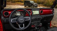 Jeep lucida il mito: una Wrangler tutta nuova. Lo stile rimane però inconfondibile