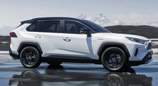 Toyota, anteprima europea a Parigi per il nuovo Rav4 Hybrid. Grande il salto di qualità tecnologico