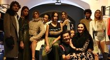 Nuovi talenti in passerella: alta moda da Franzese
