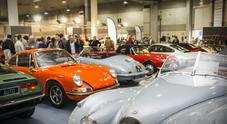 Auto e Moto d'Epoca, gioielli del passato e modelli nuovi in mostra a Padova. Spazio anche ad aste e Formula E