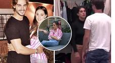 Cecilia Rodriguez in preda ai dubbi si confessa a Malgioglio: «Francesco? Per me è il più bello»