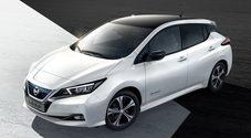 Nissan Leaf, continua costante la crescita in Europa e fa incetta di premi
