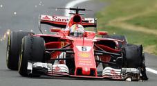 GP Silverstone, Pirelli: «Una foratura lenta» ha frenato la Ferrari di Vettel