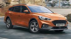 Focus Active, al volante della versione crossover. Ecco la best seller Ford con assetto rialzato